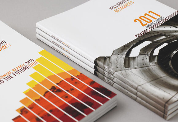 Hillgrove Resources Annual Report Covers