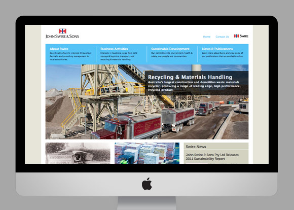 John Swire & Sons Website