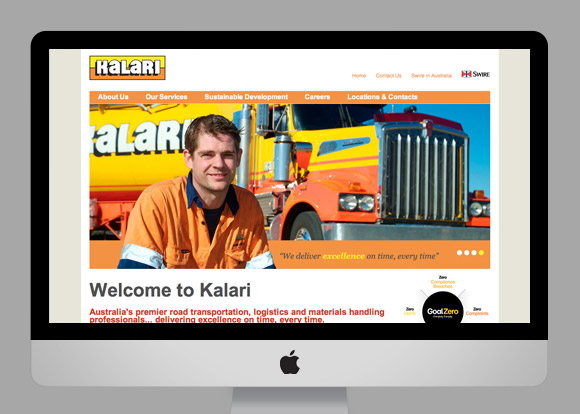 Kalari Website