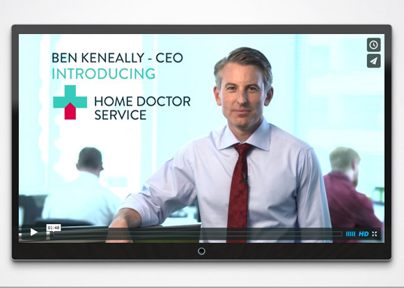 National Home Doctor Service Ben Video